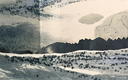 Forced Apart, 2018, 25 x 18 x 20 cm
