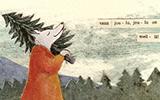 Kuusenkantaja - Christmas card
