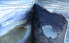In From The Stormy Night, vol.2, 2011, 10,2 x 60 cm